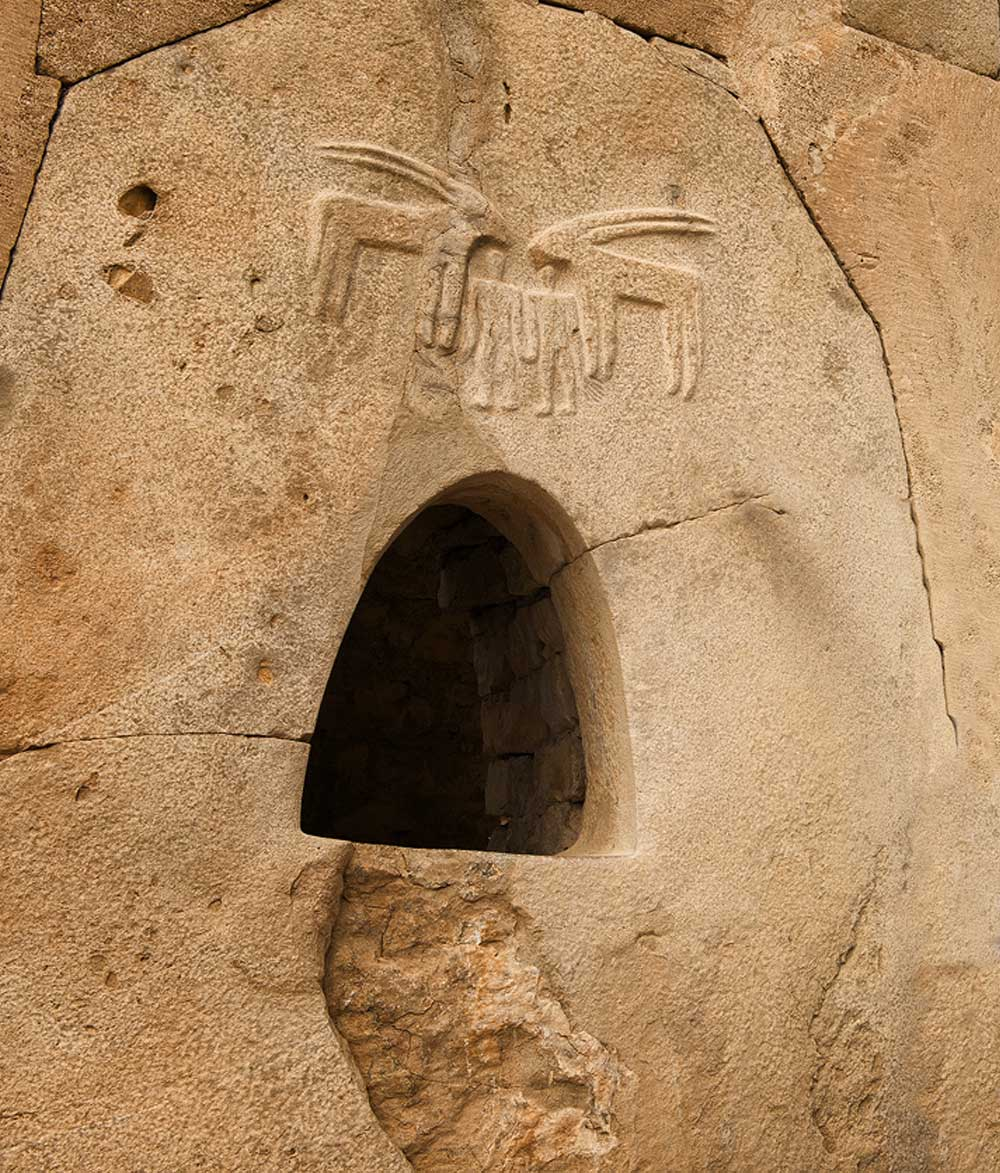 Hili archaeological park – Principal design consulting services