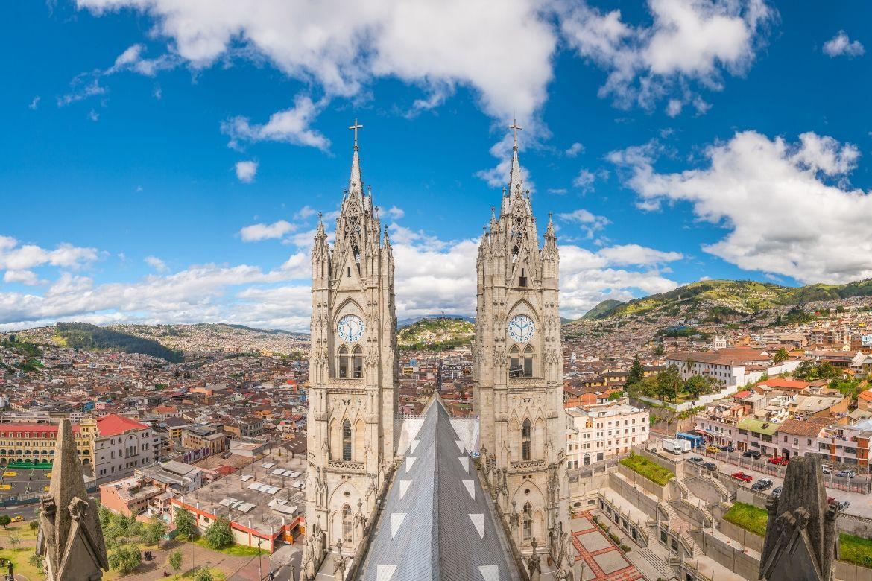 Programma di riqualificazione e rigenerazione urbana del centro storico di Quito