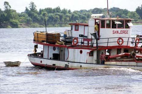 Progettazione esecutiva centri di interpretazione turistica Chaco'ì, Lago Yguazù Gran Chaco e modelli di gestione